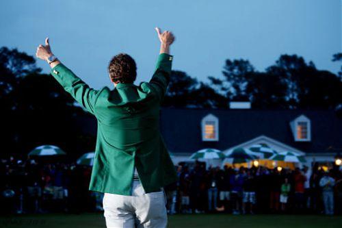 环球高尔夫 - 最新消息 美国大师赛最后一轮收视率10.